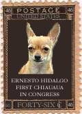 ernesto hidalgo, first chiauaua in congress