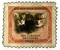 kitten war heroes: the lorenzo brothers
