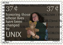 honoring those whose lives have been changed by UNIX