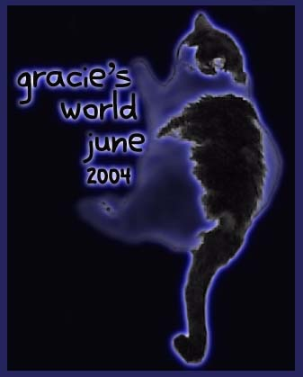 Gracie's World June 2004